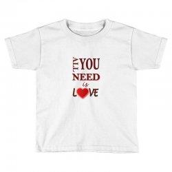 Love Toddler T-shirt | Artistshot
