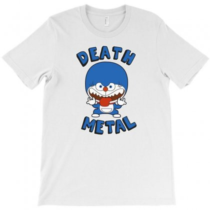 Dora Metal T-shirt Designed By Homienice