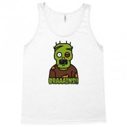 Brains Eater Tank Top | Artistshot