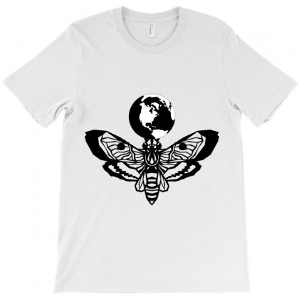 Butterfly T-shirt Designed By Sefaarioglu