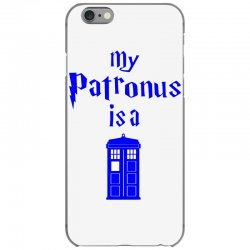 my patronus is a tardis iPhone 6/6s Case | Artistshot