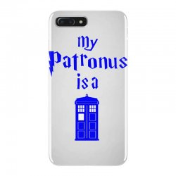my patronus is a tardis iPhone 7 Plus Case | Artistshot