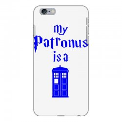 my patronus is a tardis iPhone 6 Plus/6s Plus Case | Artistshot