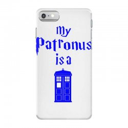 my patronus is a tardis iPhone 7 Case | Artistshot