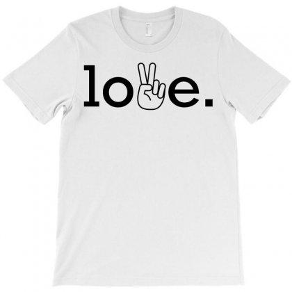 Love T-shirt Designed By Designbysebastian