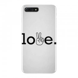 Love iPhone 7 Plus Case | Artistshot