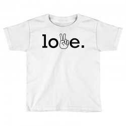 Love Toddler T-shirt | Artistshot