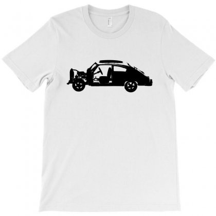 Chevy Fleetline Vehicle T-shirt Designed By Purbawa