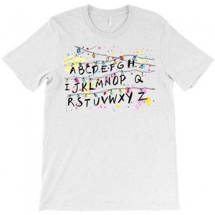 Stranger Things T-shirt Designed By Luthfikhaerul