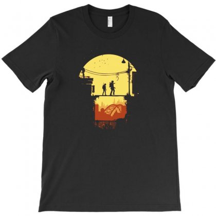 The Last Of Us T-shirt Designed By Anggafadil