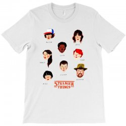 stranger things T-Shirt | Artistshot
