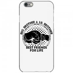 Big Brother And Lil Brother Best Friends For Life iPhone 6/6s Case | Artistshot