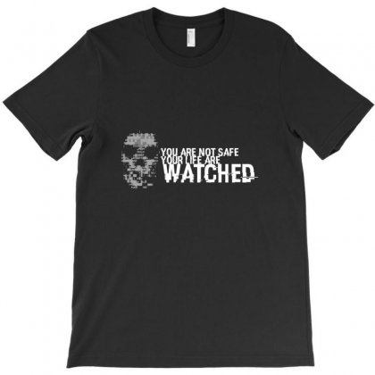 Watched T-shirt Designed By Homienice