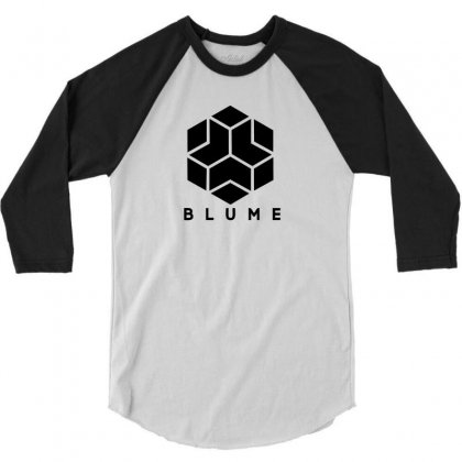 Blume 3/4 Sleeve Shirt Designed By Homienice