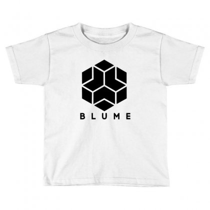 Blume Toddler T-shirt Designed By Homienice