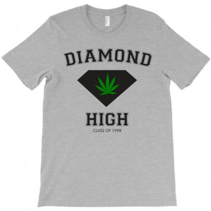 Diamond High T-shirt Designed By Homienice