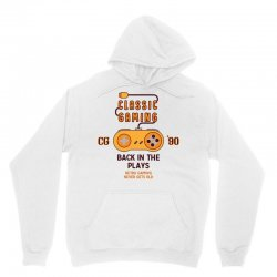 Classic Gaming - Back In The Plays Unisex Hoodie | Artistshot