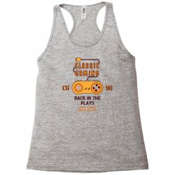 Classic Gaming - Back In The Plays Racerback Tank | Artistshot