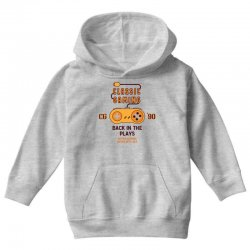 Classic Gaming - Back In The Plays Youth Hoodie   Artistshot