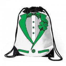 irish-suit Drawstring Bags   Artistshot