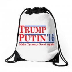 trump putin 2016 Drawstring Bags   Artistshot