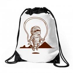 Funny Mummy Sport Drawstring Bags | Artistshot