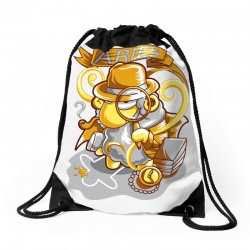 FUNNY ZODIAC SIGNS ARIES Drawstring Bags | Artistshot