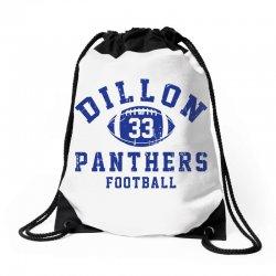 DILLON PANTHERS FOOTBALL Drawstring Bags | Artistshot