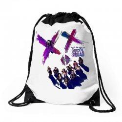 Suicide Squad Drawstring Bags | Artistshot