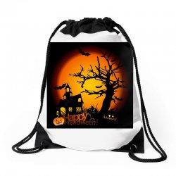 Happy Halloween Drawstring Bags | Artistshot