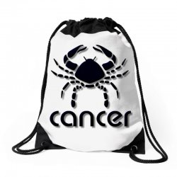 cancer Drawstring Bags | Artistshot