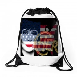 cher Drawstring Bags | Artistshot