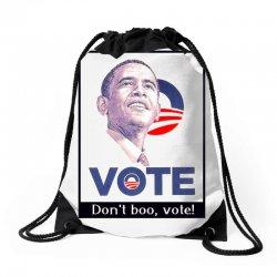 Vote Obama Drawstring Bags   Artistshot