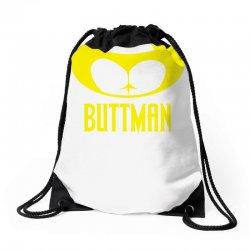 funny batman buttman Drawstring Bags | Artistshot