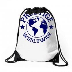 prestige worldwide Drawstring Bags | Artistshot