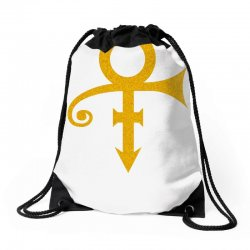 prince symbol music funk pop soul Drawstring Bags | Artistshot
