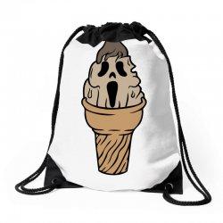 I Scream Drawstring Bags | Artistshot