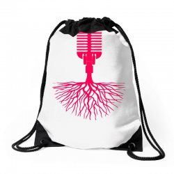 musical roots Drawstring Bags | Artistshot