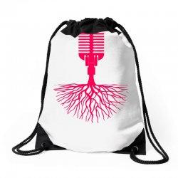 musical roots Drawstring Bags | Artistshot