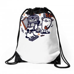 music festival Drawstring Bags | Artistshot