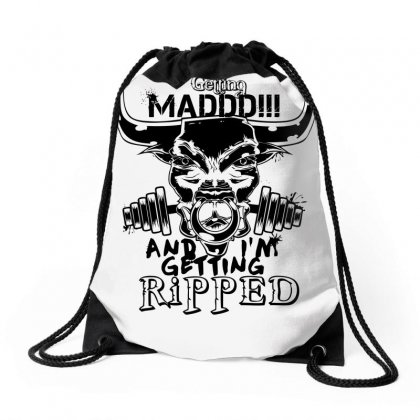 Ote Ripped Drawstring Bags Designed By Specstore