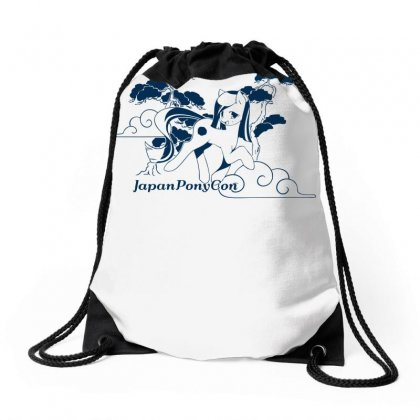 Poniko Among Bonsai Trees Drawstring Bags Designed By Specstore