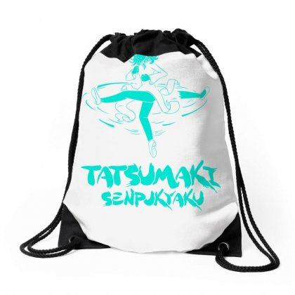 Tatsumaki Senpukyaku Drawstring Bags Designed By Specstore
