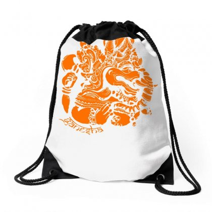 Ganesh Drawstring Bags Designed By Specstore