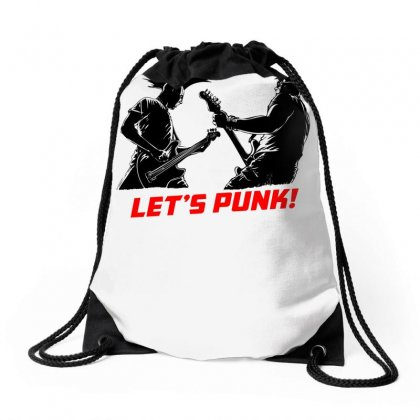 Lets Punk Drawstring Bags Designed By Specstore
