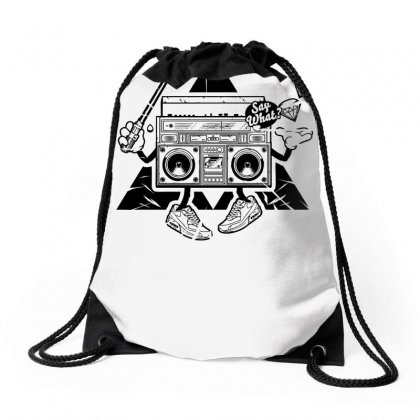 Mad Box Drawstring Bags Designed By Specstore