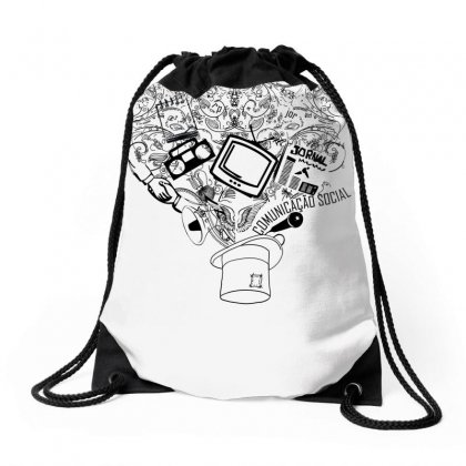 Magic Hat Of Social Drawstring Bags Designed By Specstore