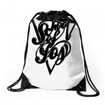 Schoo Lof Joy Drawstring Bags Designed By Specstore