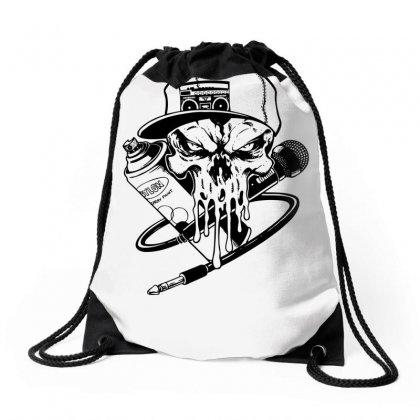 Skull Artis Drawstring Bags Designed By Specstore