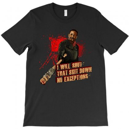 Negan T-shirt Designed By Vr46